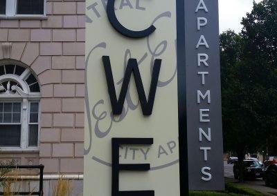 cwe entrance sign1 copy